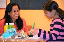 Sangeeta Prasad, art therapy